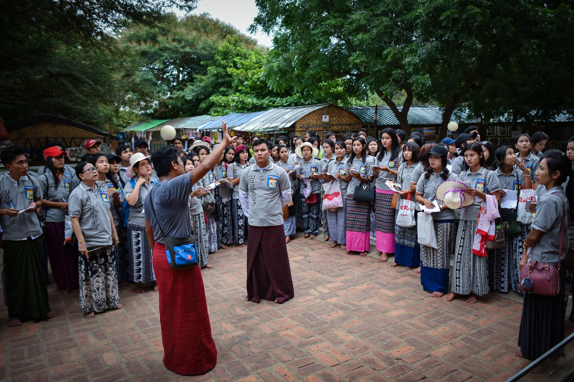 Thang 10 tuoi dep o Myanmar hinh anh 20