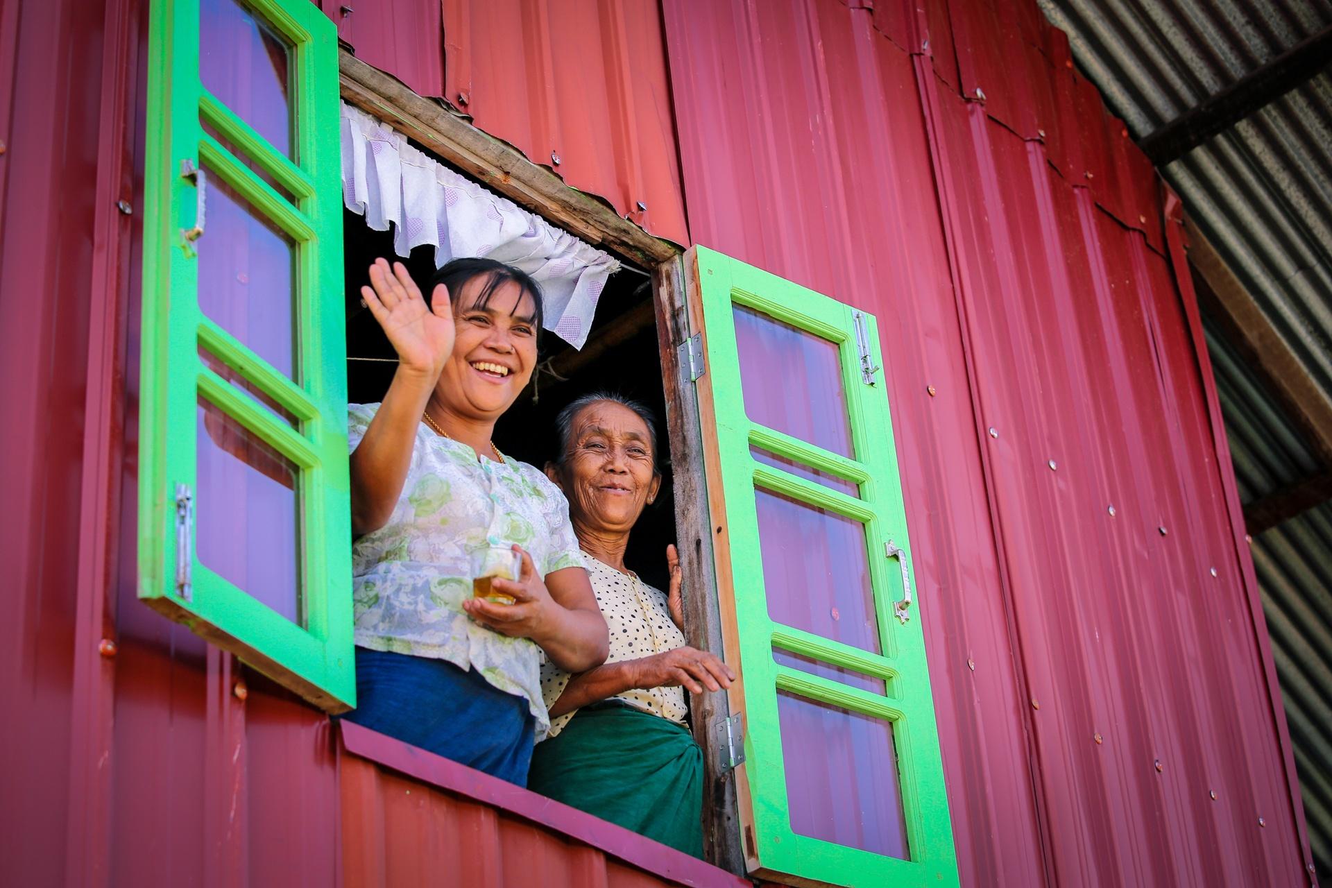 Thang 10 tuoi dep o Myanmar hinh anh 33