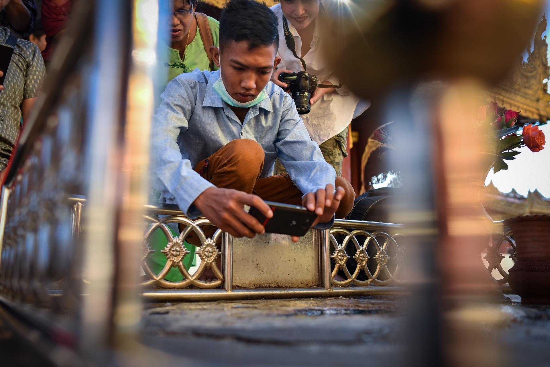 Thang 10 tuoi dep o Myanmar hinh anh 9