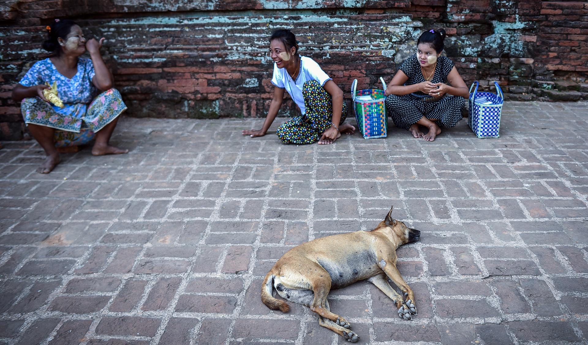 Thang 10 tuoi dep o Myanmar hinh anh 24
