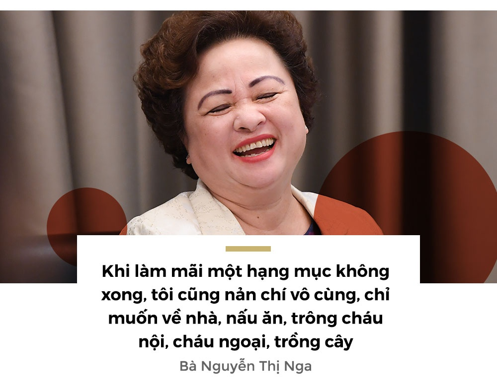Doanh nhan Nguyen Thi Nga: Bat ke lam gi toi luon mang tam the di thi hinh anh 4
