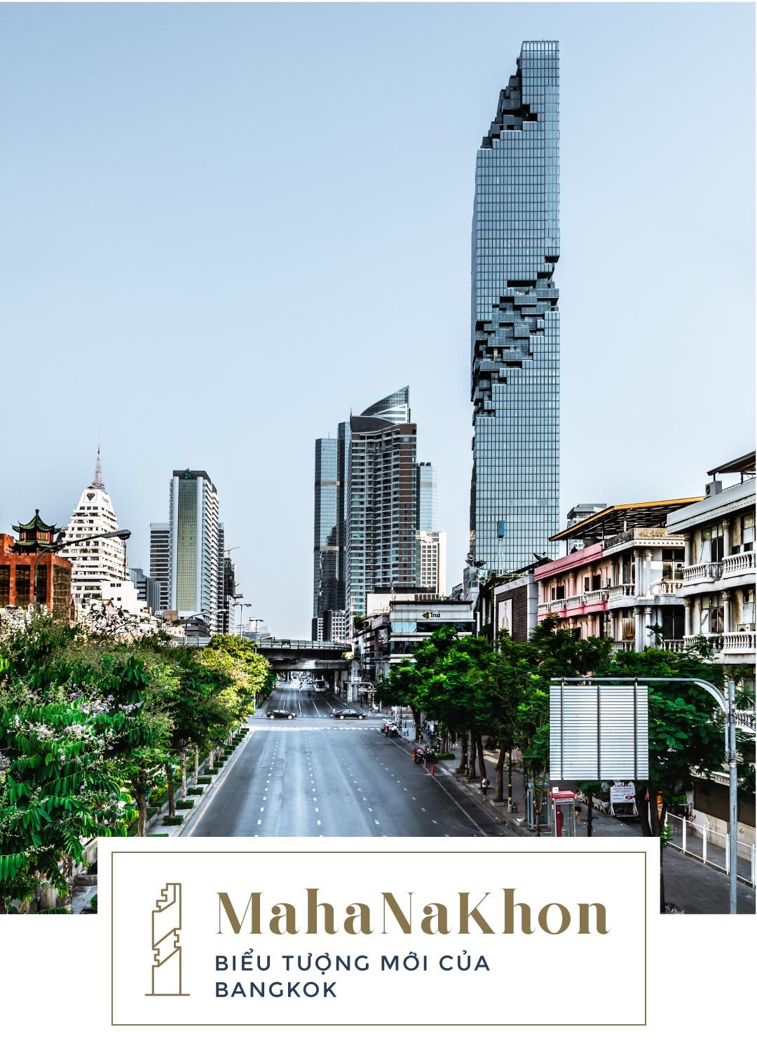 Kham pha bieu tuong kien truc moi cua Thai Lan, Singapore hinh anh 5