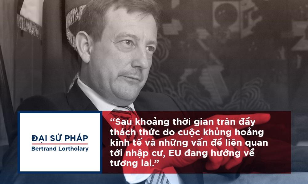 Dai su Phap: 'Ha Noi dep nhu Paris, cang xanh cang quyen ru' hinh anh 8