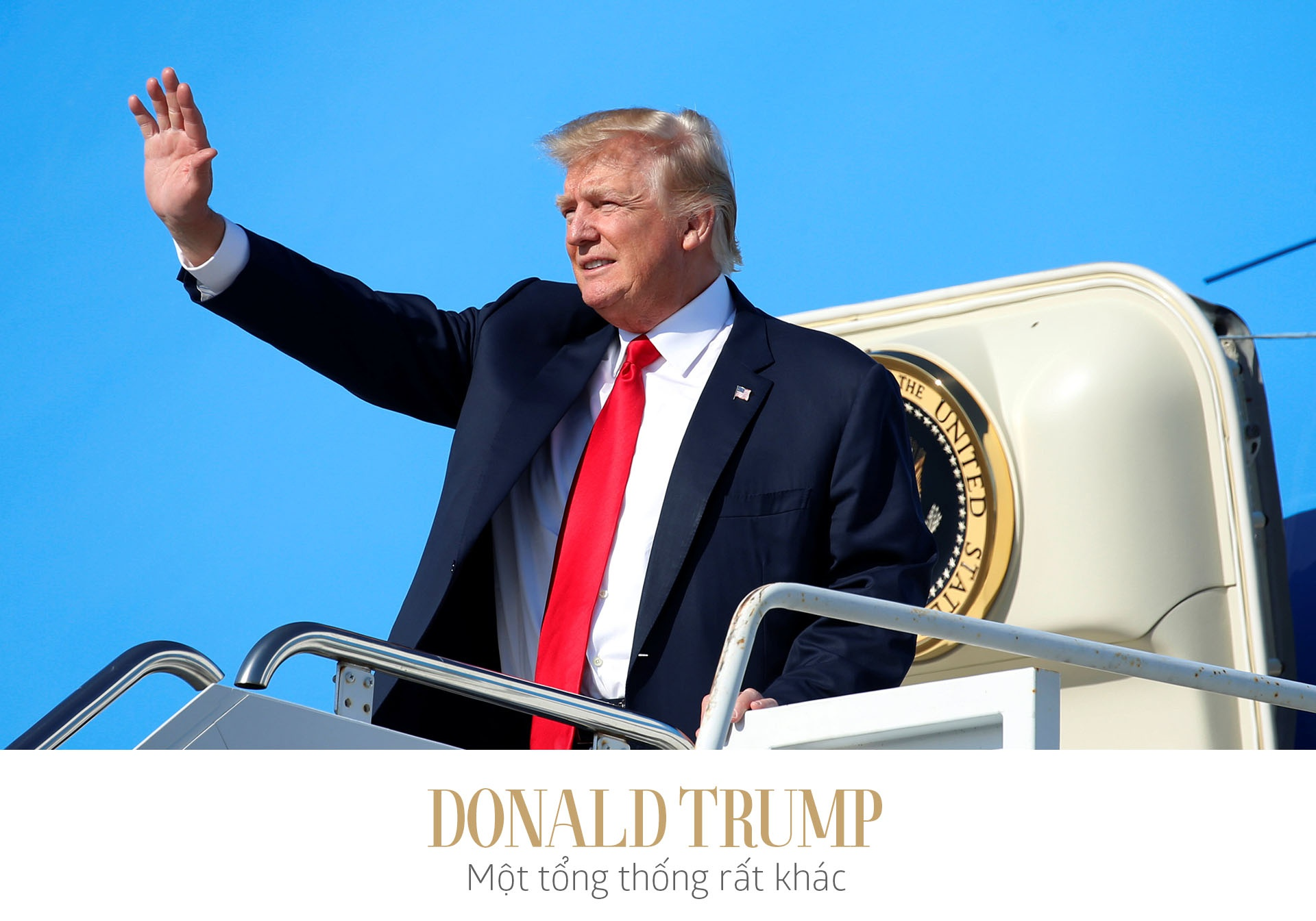 Donald Trump - Mot tong thong rat khac cua nuoc My hinh anh 1