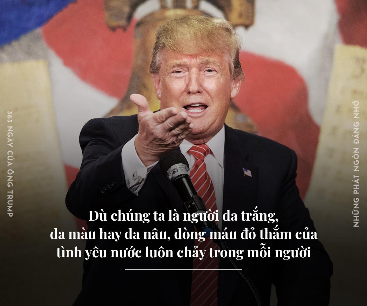 10 phat ngon an tuong trong nam dau tien cua Tong thong Trump hinh anh 2