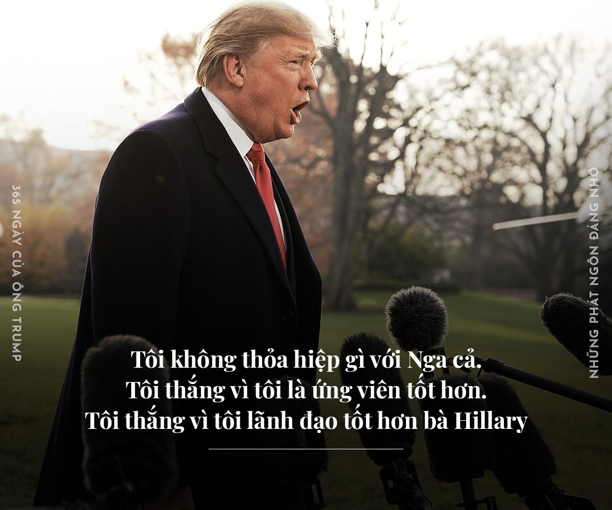10 phat ngon an tuong trong nam dau tien cua Tong thong Trump hinh anh 5