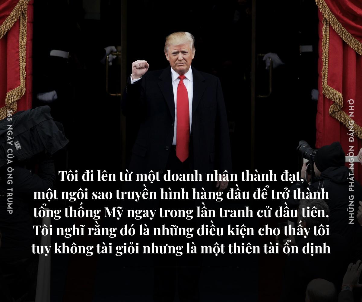 10 phat ngon an tuong trong nam dau tien cua Tong thong Trump hinh anh 6