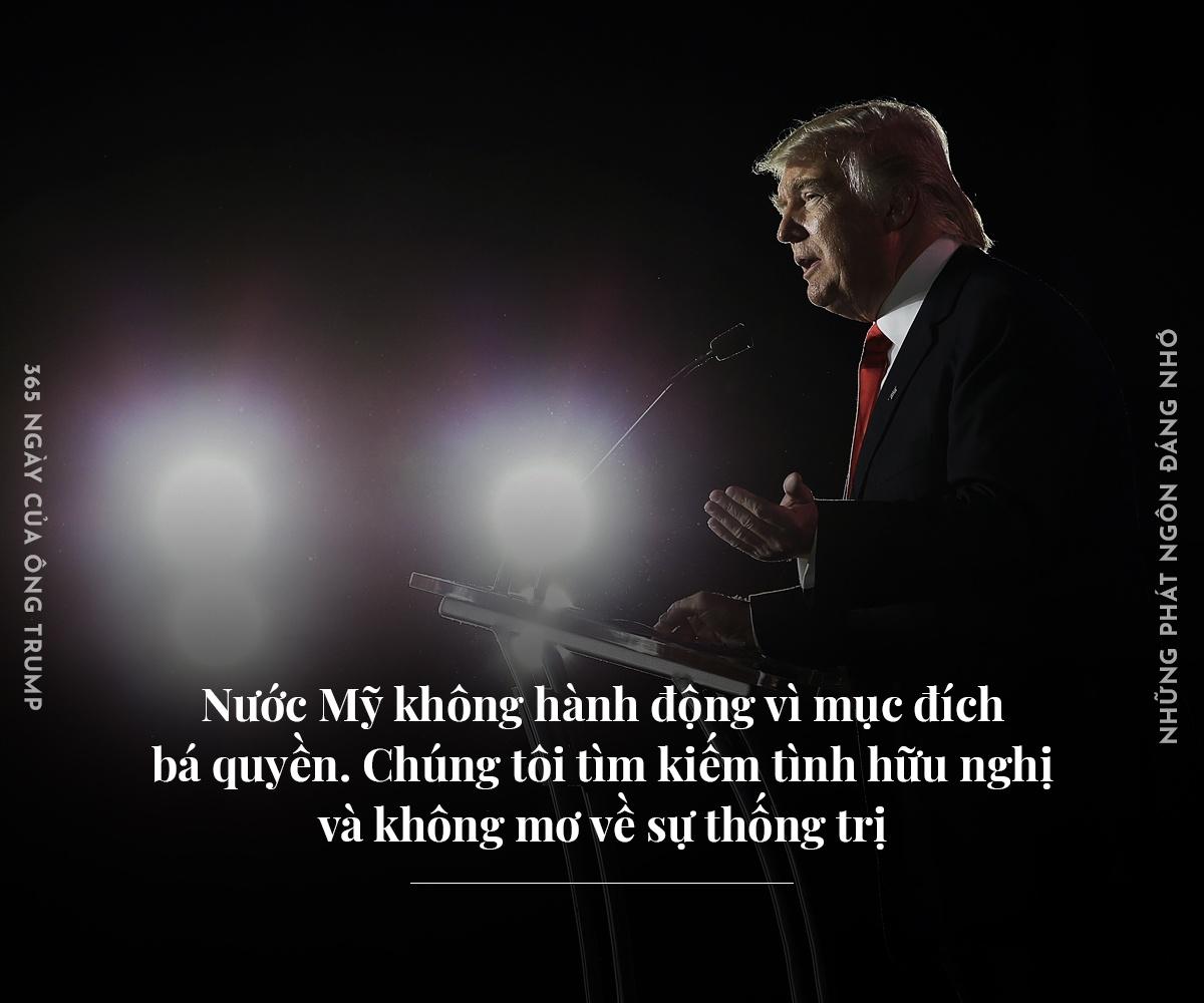 10 phat ngon an tuong trong nam dau tien cua Tong thong Trump hinh anh 8