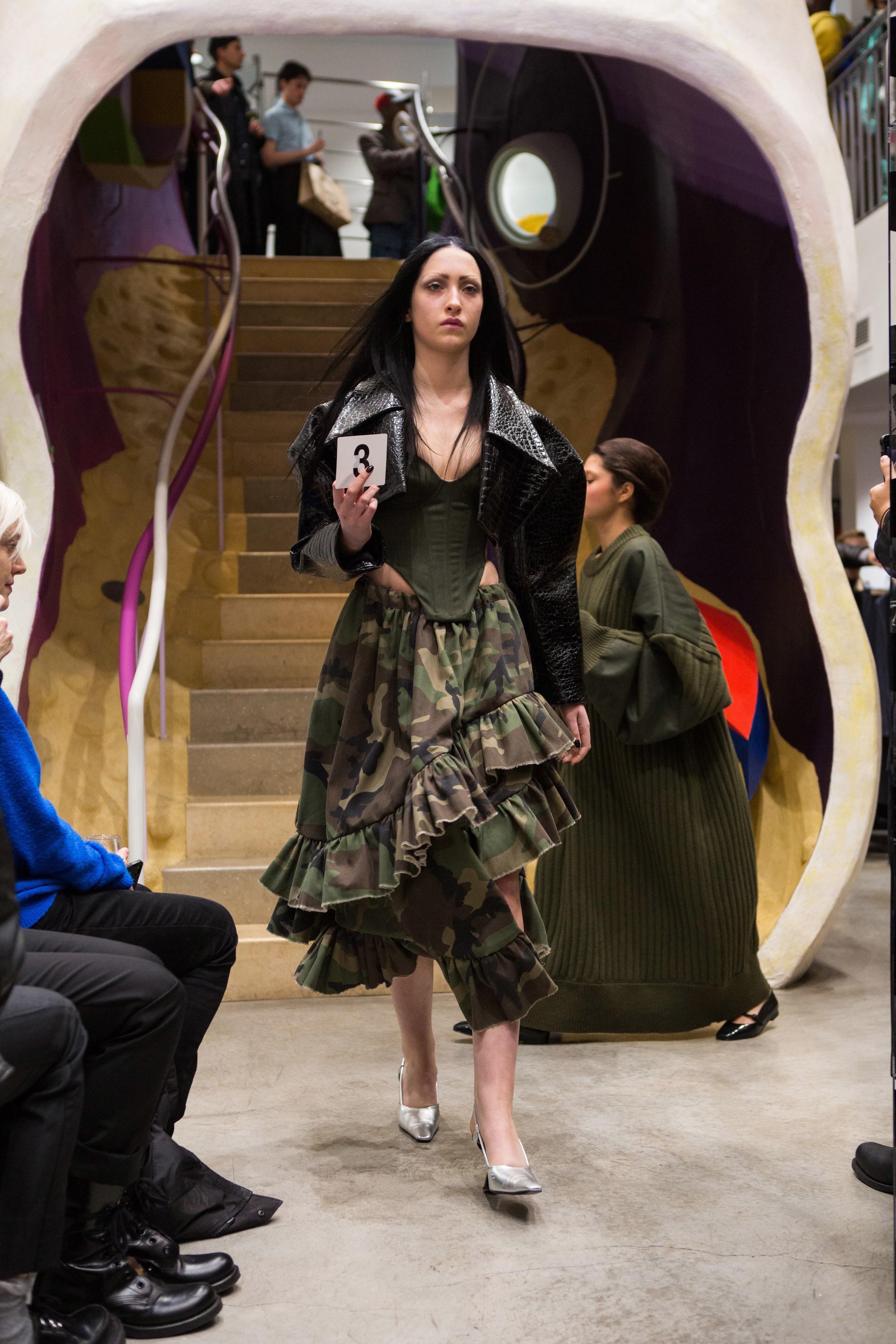New York Fashion Week 2020 anh 19
