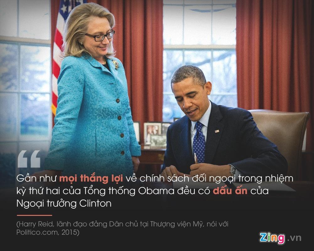 Hillary Clinton: Hanh trinh nua the ky cua nu quyen hinh anh 11