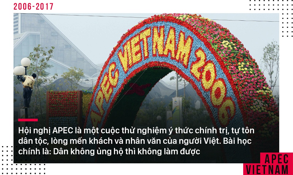 APEC 2006: Xu ly khong kheo, mot la phieu bo di la minh cung kho khan hinh anh 5