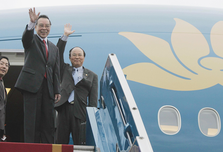 TT Trump toi VN: 'Quan he Viet - My phat trien qua nhanh, vuot bac' hinh anh 13