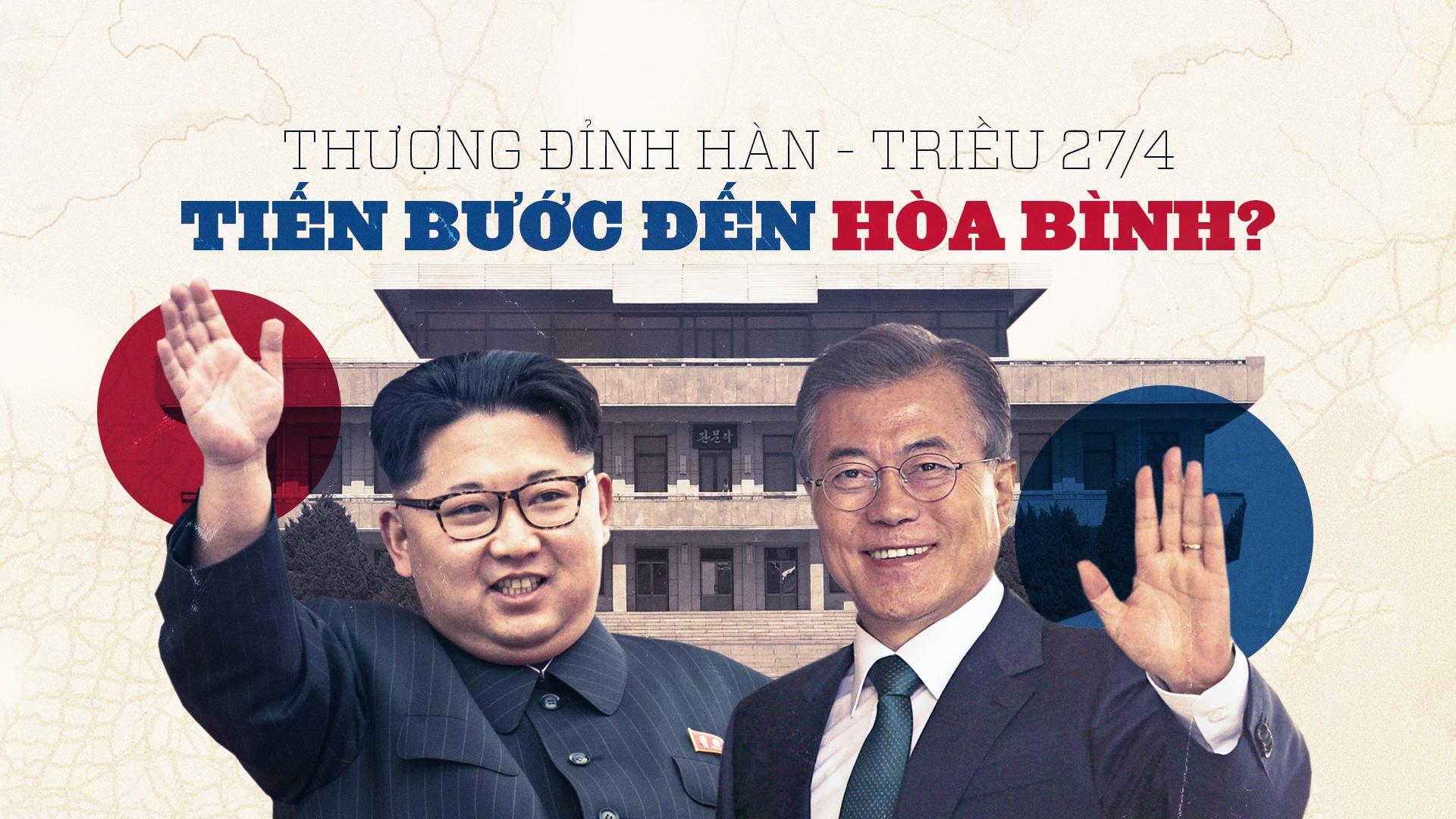 Thuong dinh Han - Trieu: 'Cuoc chien' 70 nam den hoi khep lai? hinh anh 2