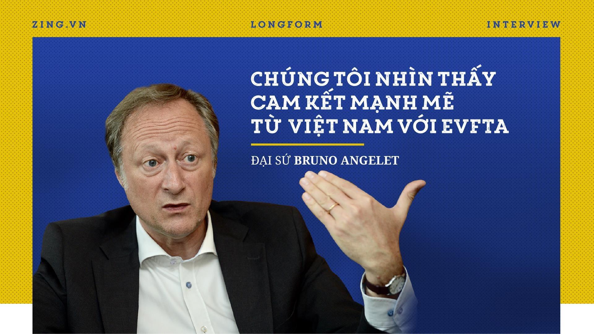 Dai su EU: 'EVFTA co the duoc ky vao cuoi thang 6 hoac dau thang 7' hinh anh 2