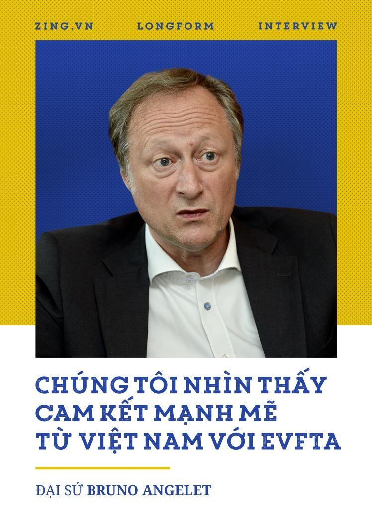 Dai su EU: 'EVFTA co the duoc ky vao cuoi thang 6 hoac dau thang 7' hinh anh 1