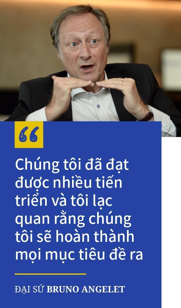 Dai su EU: 'EVFTA co the duoc ky vao cuoi thang 6 hoac dau thang 7' hinh anh 4