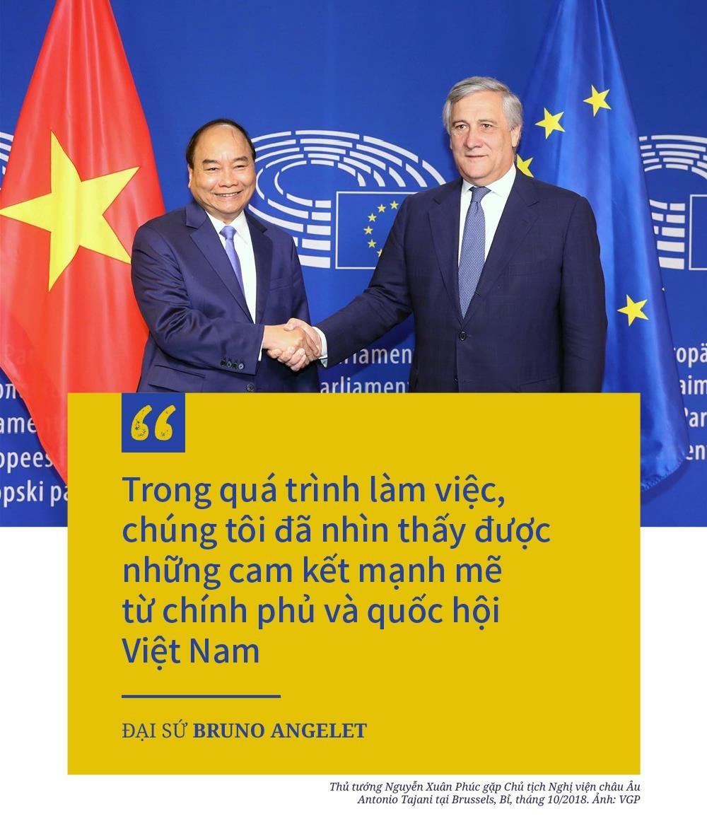 Dai su EU: 'EVFTA co the duoc ky vao cuoi thang 6 hoac dau thang 7' hinh anh 7