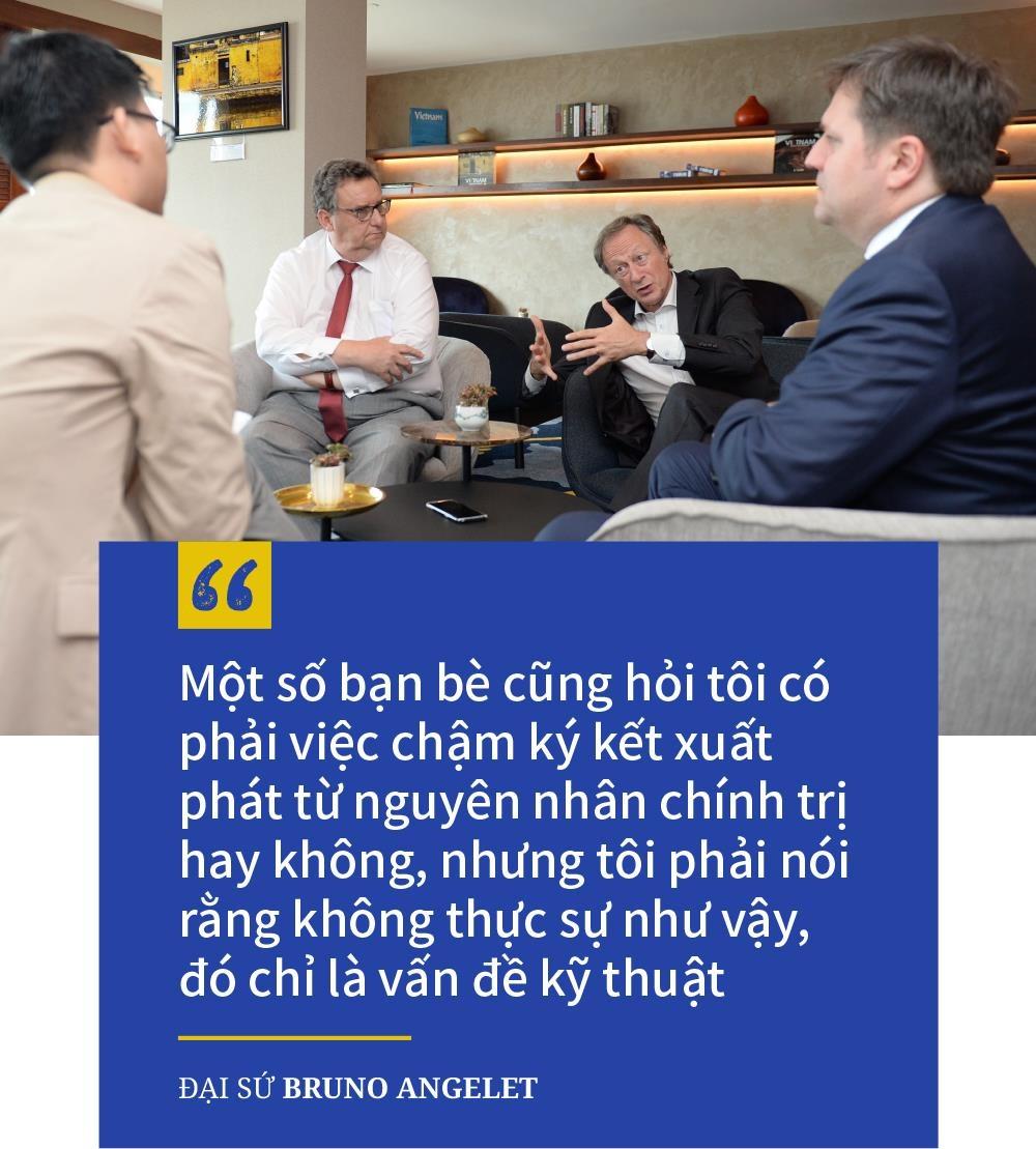 Dai su EU: 'EVFTA co the duoc ky vao cuoi thang 6 hoac dau thang 7' hinh anh 9