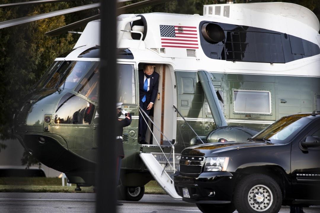 benh tinh ong Trump nghiem trong hon thong tin tu Nha Trang anh 5