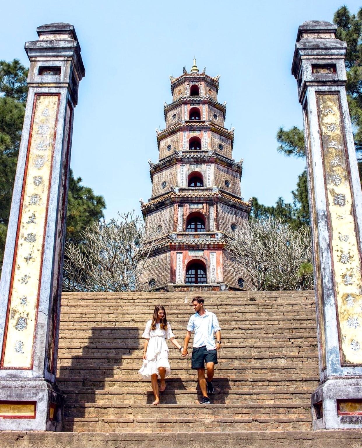 Nhung ngoi chua noi tieng Viet Nam anh 4  - IMG_8371 - Loạt tháp chùa đạt kỷ lục ở Việt Nam