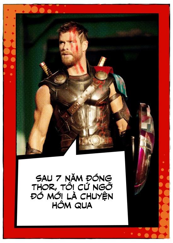 Mark Ruffalo cho 6 nam de ha guc Chris Hemsworth trong 'Thor' hinh anh 6