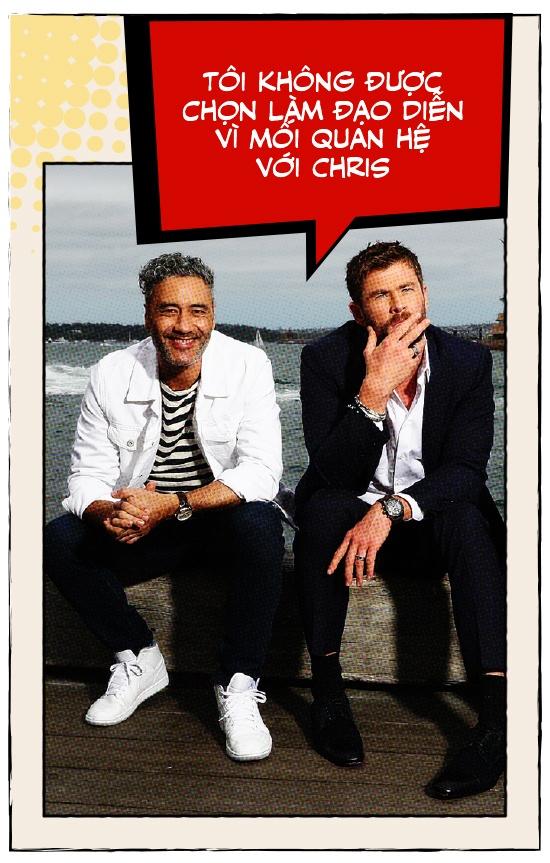Mark Ruffalo cho 6 nam de ha guc Chris Hemsworth trong 'Thor' hinh anh 9