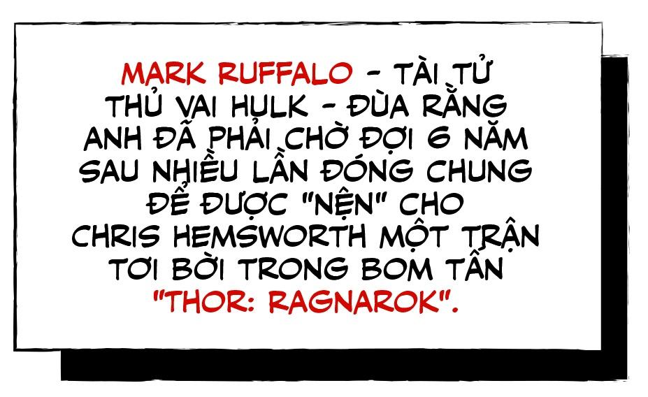Mark Ruffalo cho 6 nam de ha guc Chris Hemsworth trong 'Thor' hinh anh 4