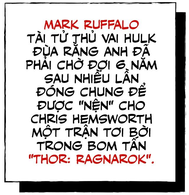 Mark Ruffalo cho 6 nam de ha guc Chris Hemsworth trong 'Thor' hinh anh 3