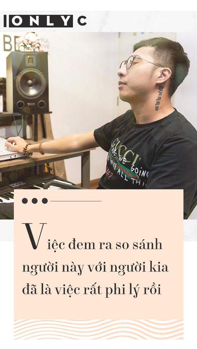 Only C: 'Phai nghe nhung loi mat sat, vu khong ve minh moi ngay' hinh anh 3