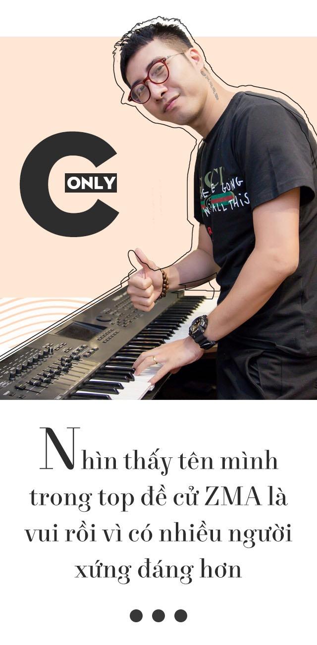 Only C: 'Phai nghe nhung loi mat sat, vu khong ve minh moi ngay' hinh anh 9
