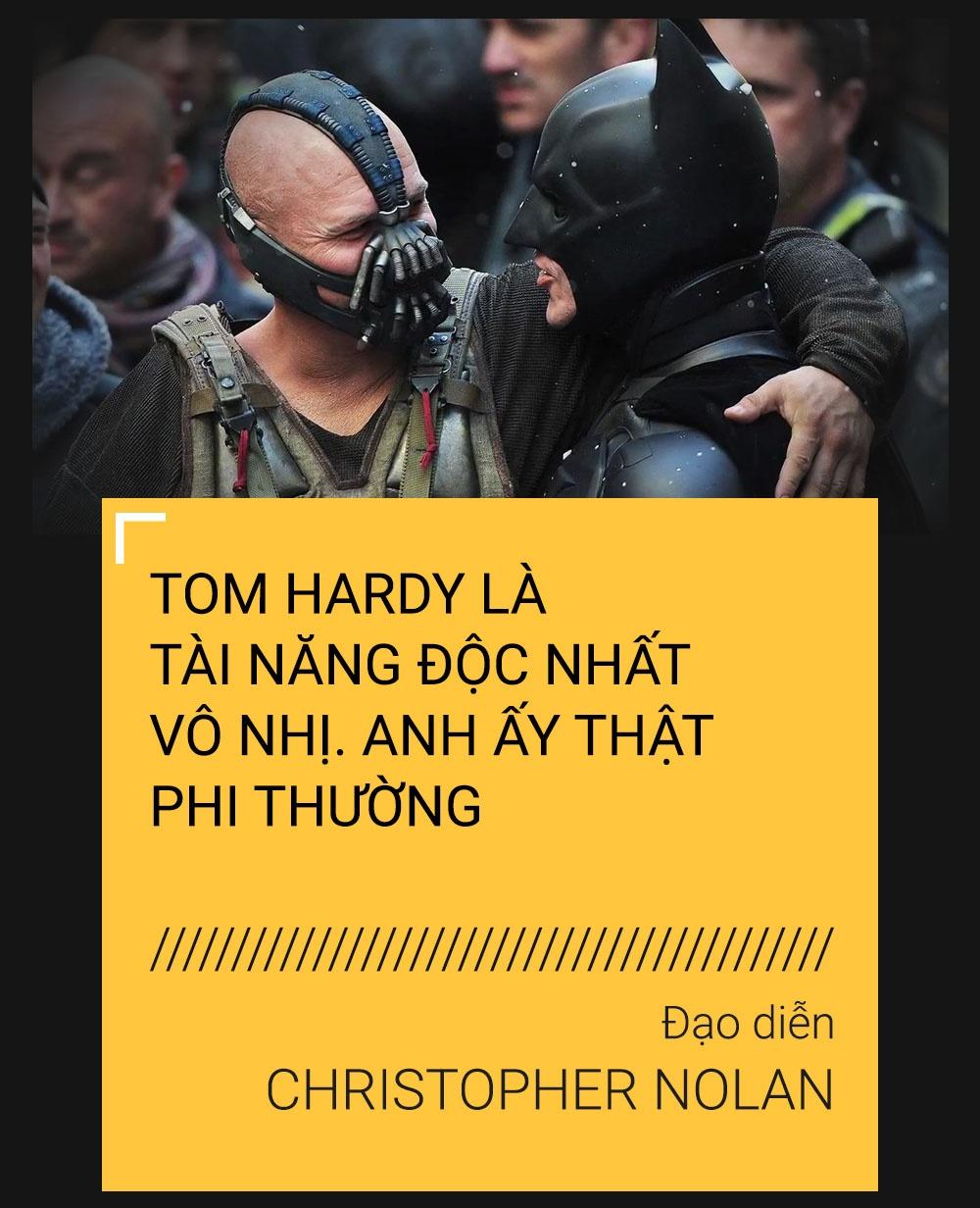Tom Hardy: Bao luc, nghien ngap va 'con quai vat' ben trong tam hon hinh anh 13