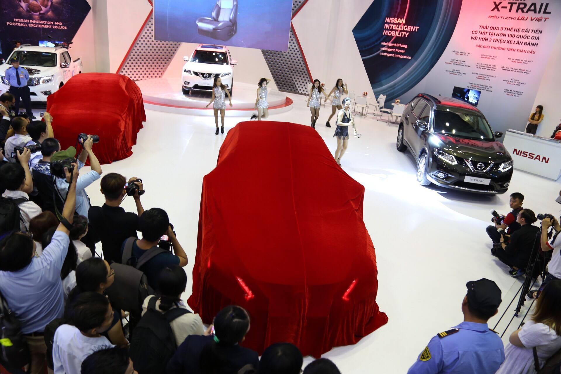 Vietnam International Motor Show 2016 anh 10