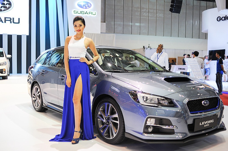 Vietnam International Motor Show 2016 anh 12