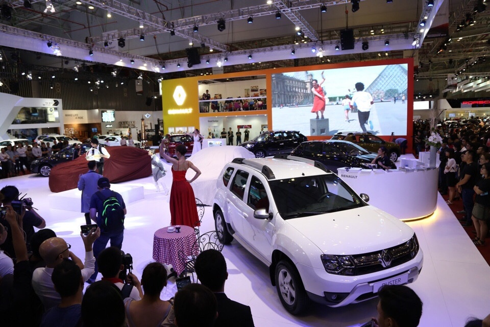 Vietnam International Motor Show 2016 anh 20