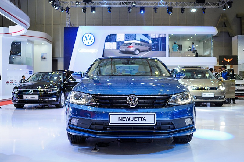 Vietnam International Motor Show 2016 anh 21