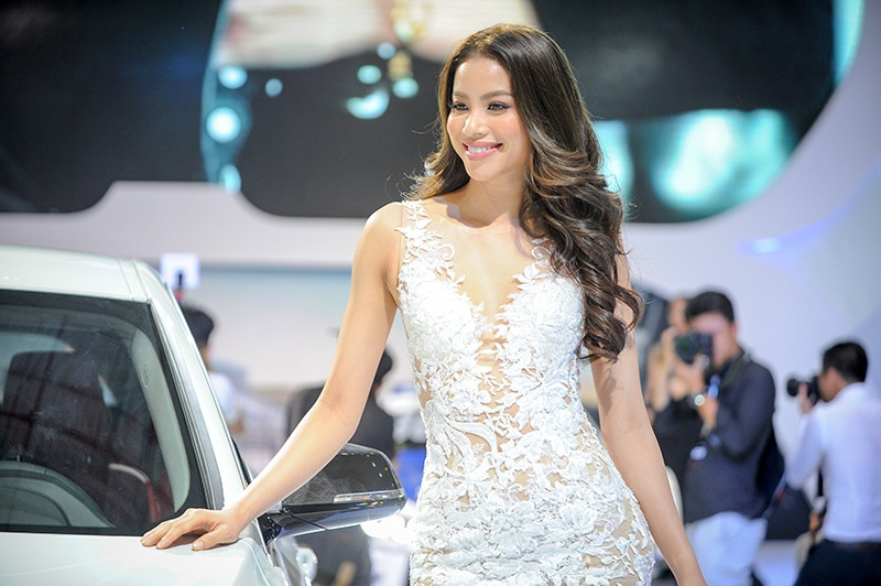 Vietnam International Motor Show 2016 anh 5
