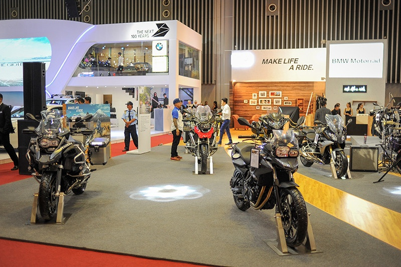 Vietnam International Motor Show 2016 anh 6