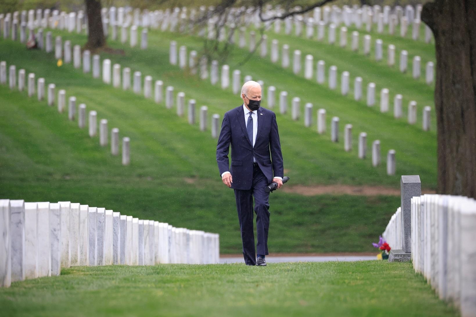 Biden thong bao rut quan khoi Afghanistan anh 4
