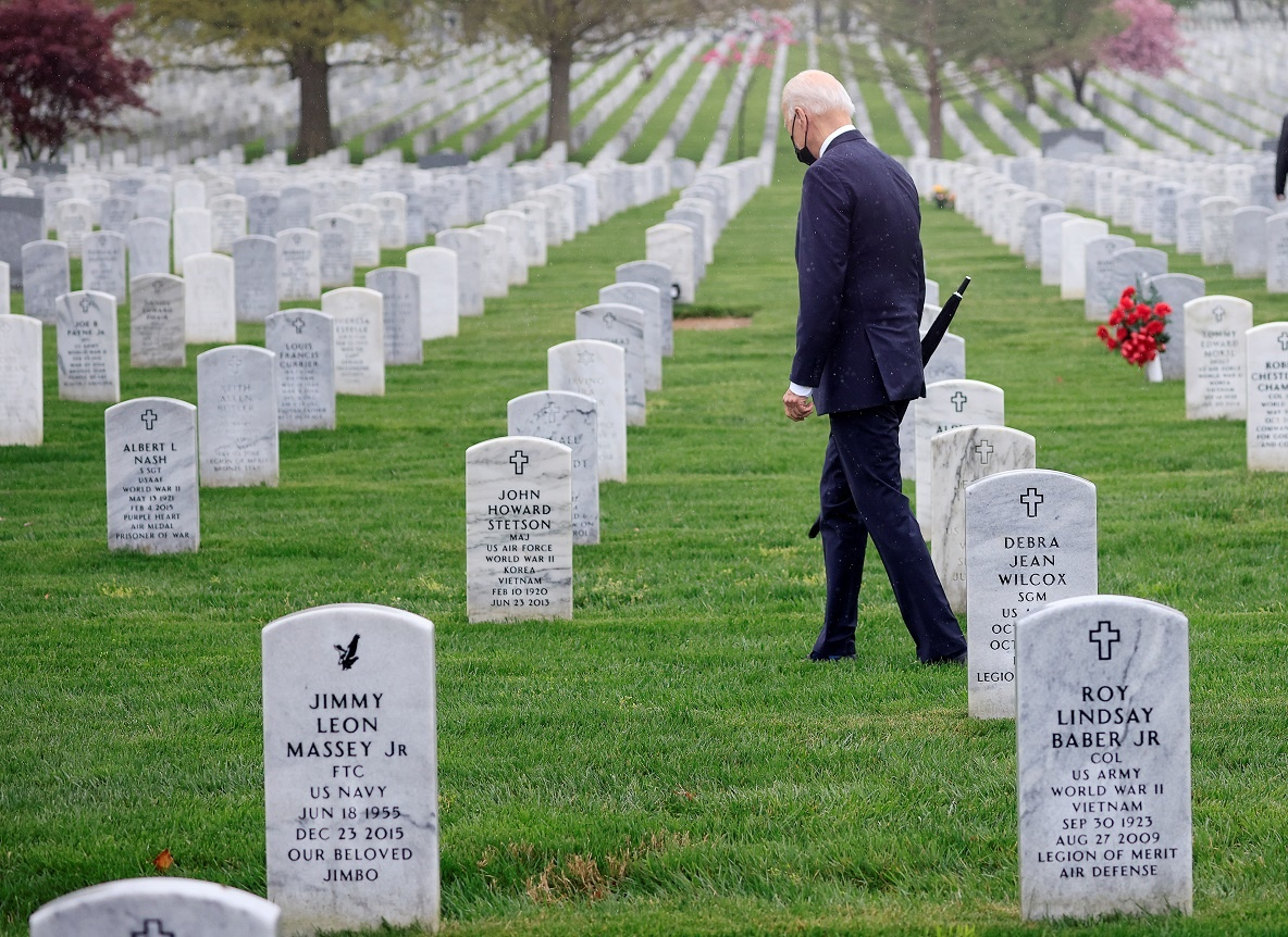 Biden thong bao rut quan khoi Afghanistan anh 6