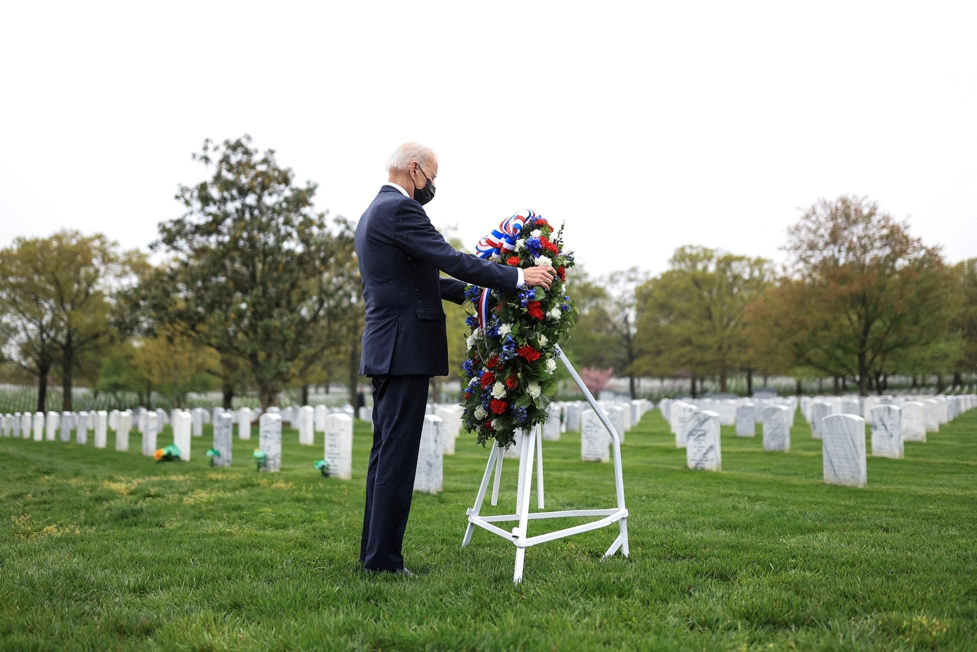 Biden thong bao rut quan khoi Afghanistan anh 7
