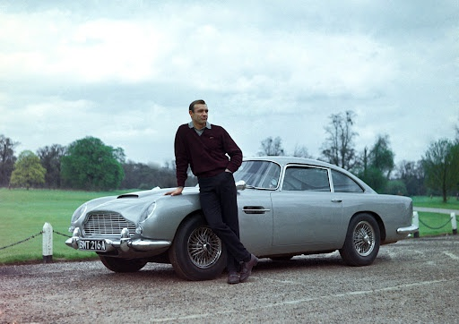 Aston Martin,  DB 5,  xe the thao anh 2
