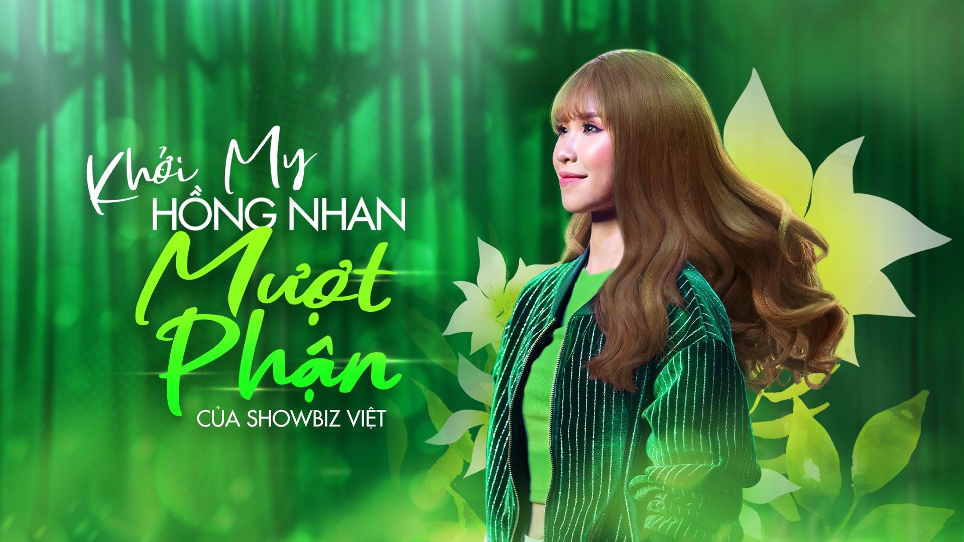Khoi My - 'hong nhan muot phan' cua showbiz Viet hinh anh 2