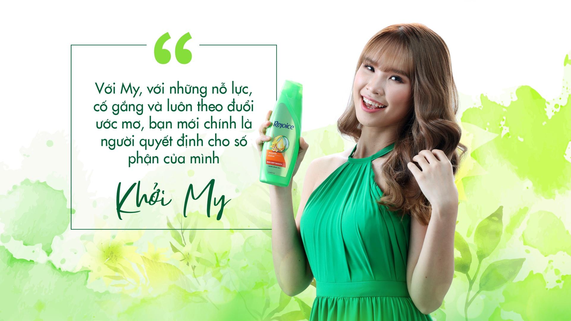 Khoi My - 'hong nhan muot phan' cua showbiz Viet hinh anh 11
