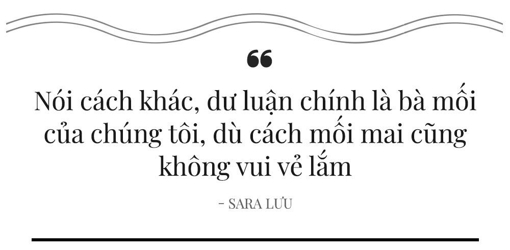 Sara Luu: '6 thang yeu Duong Khac Linh, toi da nghi toi hon nhan' hinh anh 13