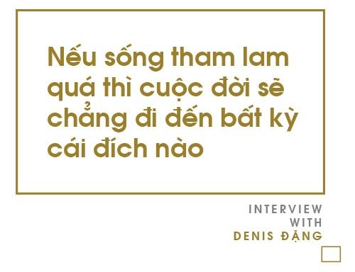 Denis Dang - 9X thich lam MV 'phan cam, tho tuc' cho ca si Viet hinh anh 10