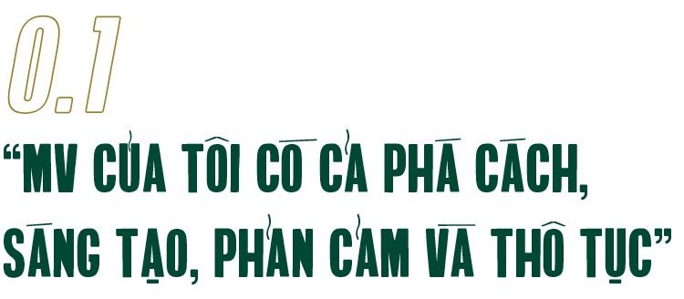 Denis Dang - 9X thich lam MV 'phan cam, tho tuc' cho ca si Viet hinh anh 3