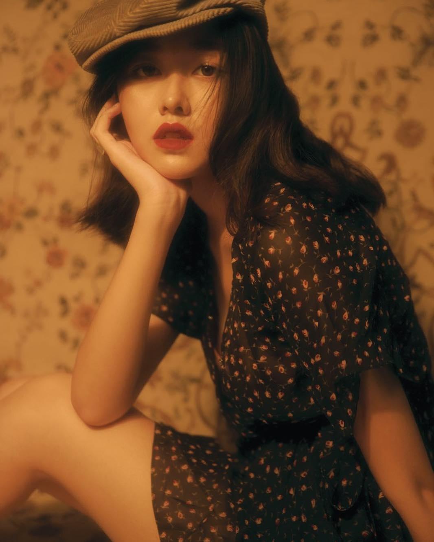 Tuong San - tu hot girl mang den top 8 Hoa hau Quoc te hinh anh 23