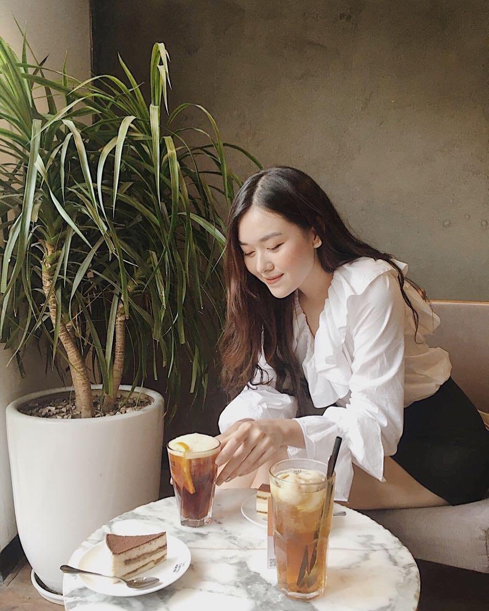 Tuong San - tu hot girl mang den top 8 Hoa hau Quoc te hinh anh 16