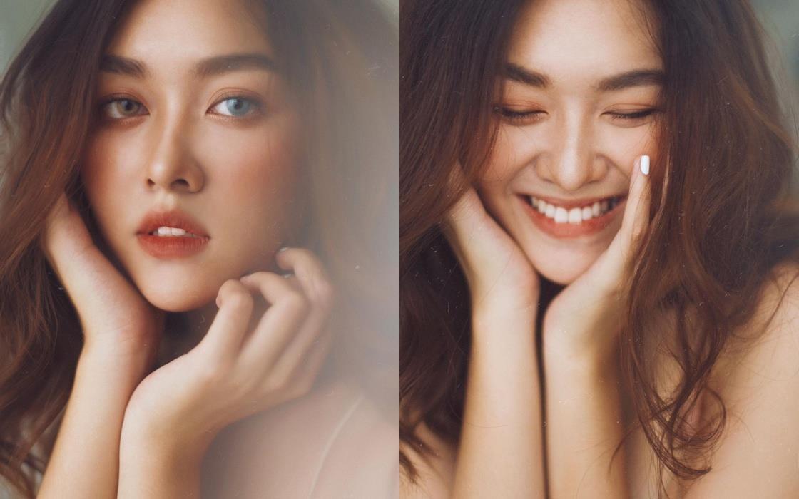 Tuong San - tu hot girl mang den top 8 Hoa hau Quoc te hinh anh 12