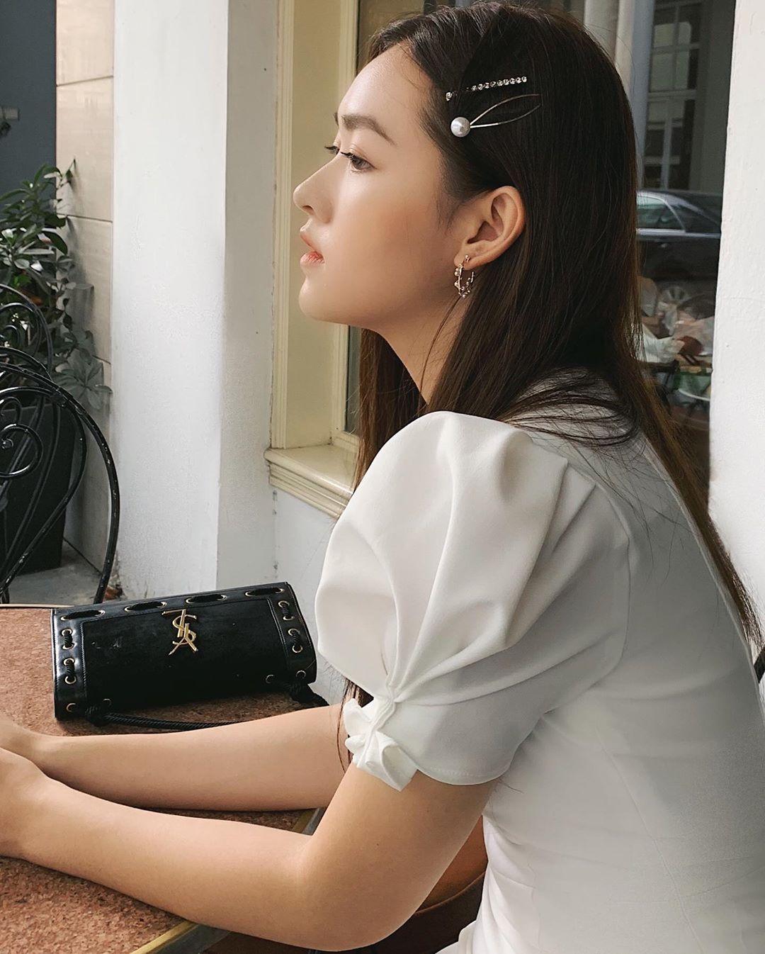 Tuong San - tu hot girl mang den top 8 Hoa hau Quoc te hinh anh 15